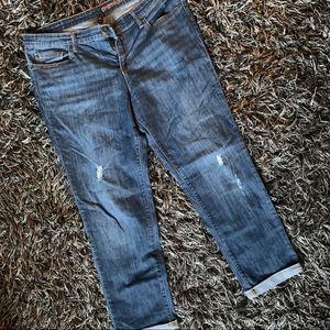 Gap Premium Boyfriend Jeans